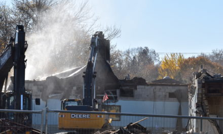 Local contractor demolishes Catholic landmark