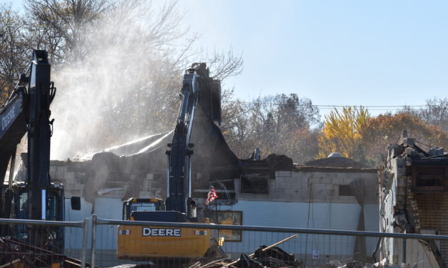Local contractor demolishes Catholic landmark