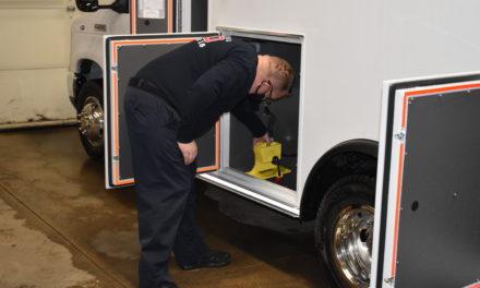 COVID accelerates ambulance purchase plan