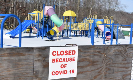 Fixes needed for park playground