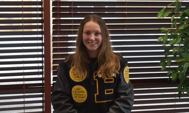 Katie Gibson wins Optimist Club essay contest