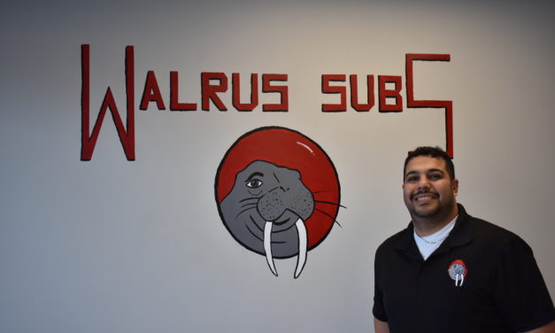 Ruheim reopens Walrus Subs