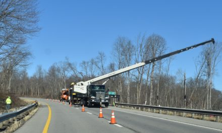 Work begins on Route 82 projects