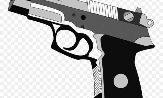 Stolen gun resurfaces