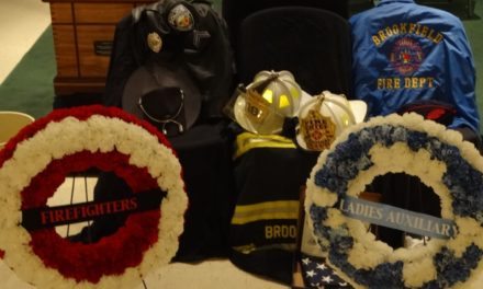 Auxiliary plans memorial service