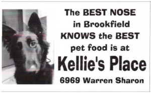 Kellie's Place, Brookfield, OH