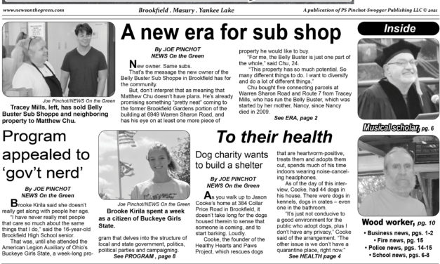 Get your copy of the July print edition of NEWS On the Green