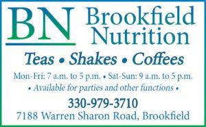 Brookfield Nutrition Brookfield OH