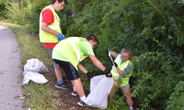 First cleanup rids neighborhood of refuse