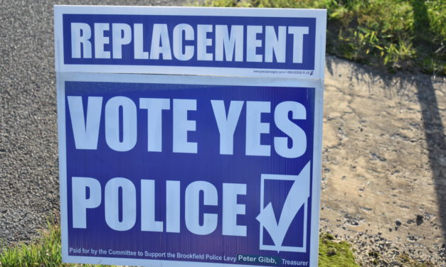 Election 2021: Police seek replacement levy