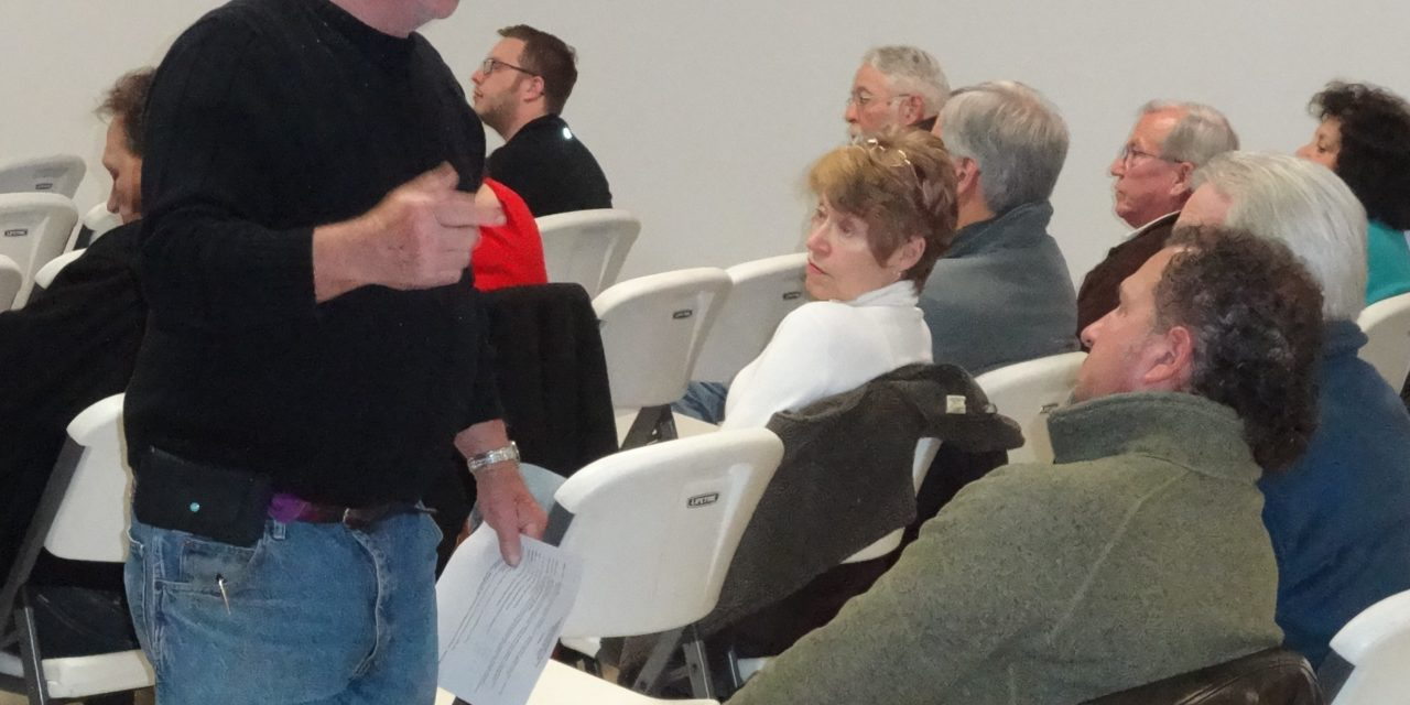 Well opponents ask for delay of public comment period