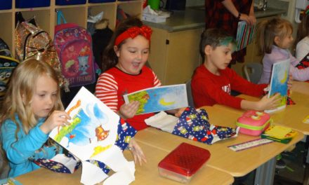 Strimbu, United Way encourage reading in first-grade