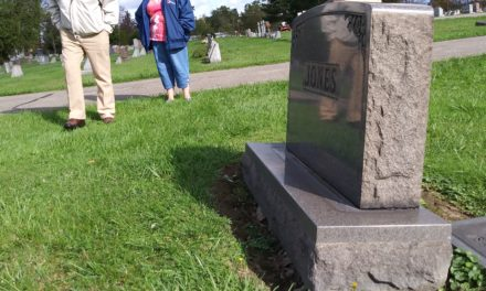 Couple files complaint over cemetery care