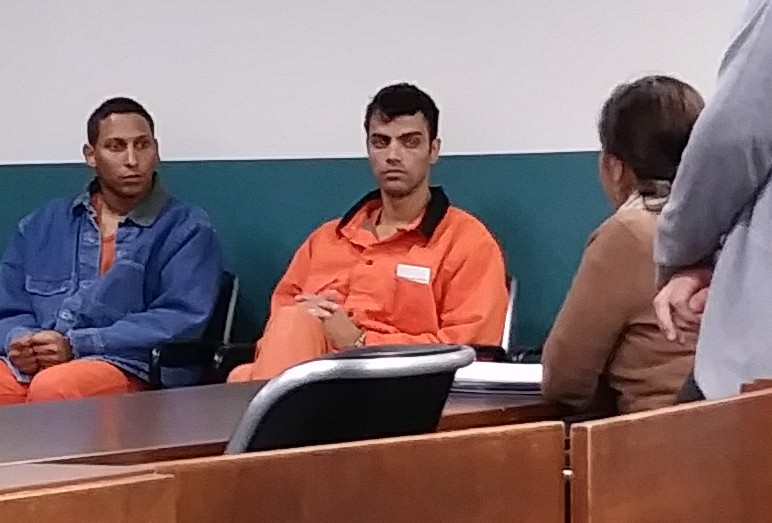 Grand jury indicts two in skimmer case