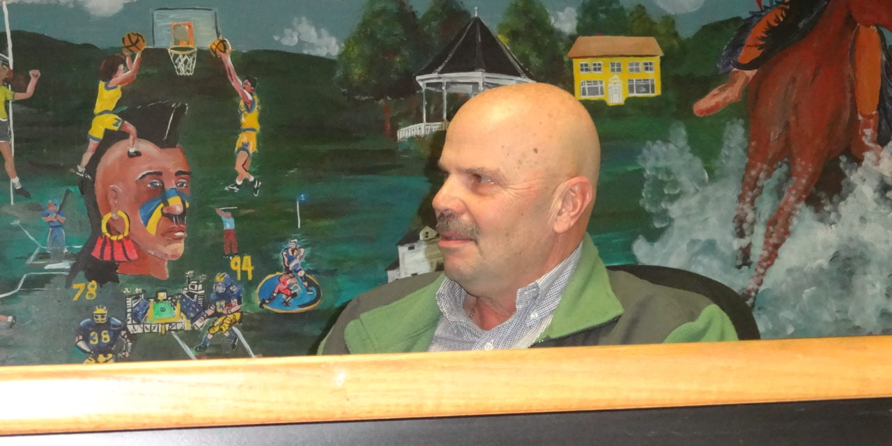 Outgoing trustee says township is in 'good hands'