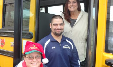Bus drivers say they have a great job