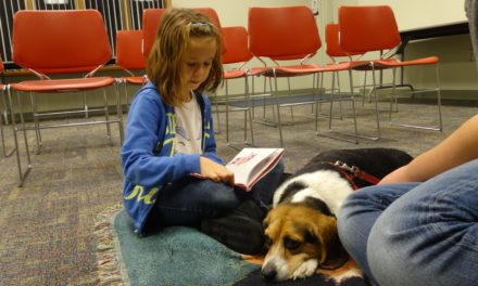 A dog's life: Helping kids read