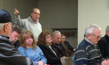 Sanitary sewer extension approved