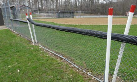 Trustees approve fence repair