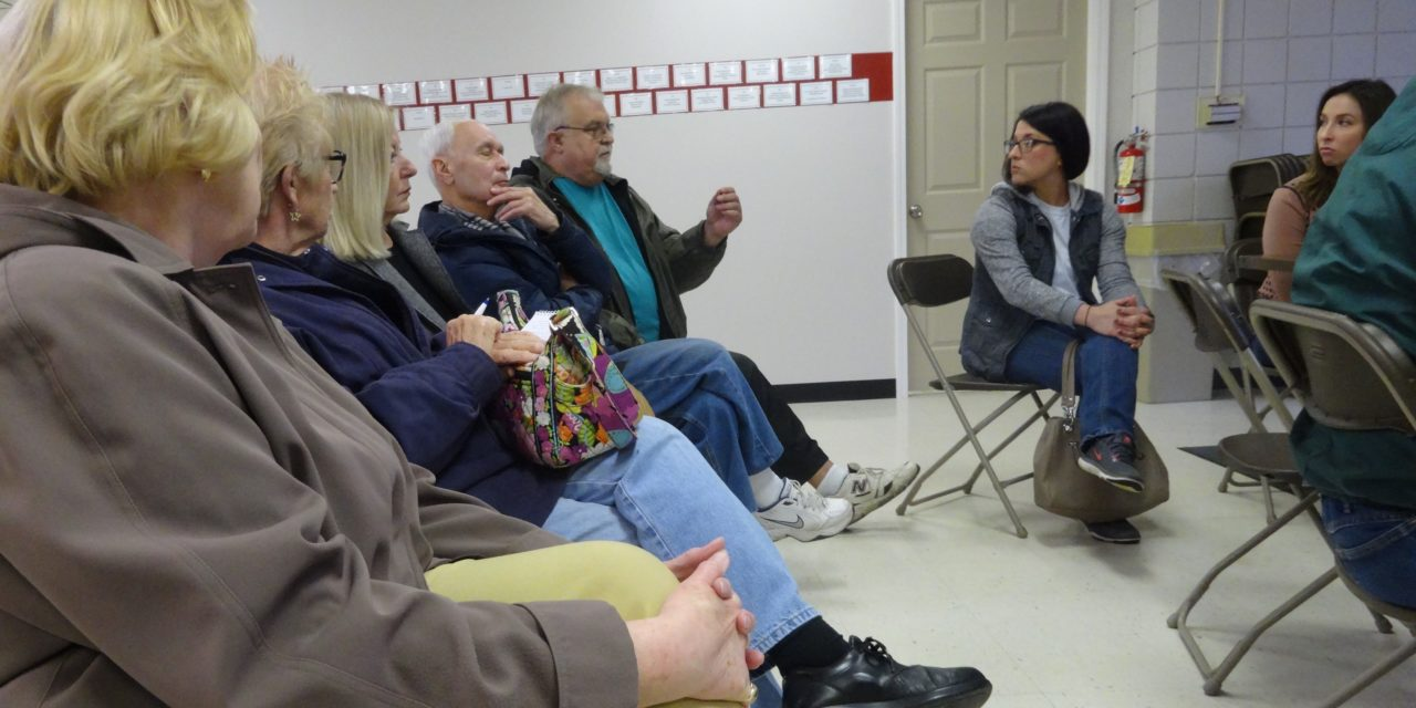 Trustees launch zoning process