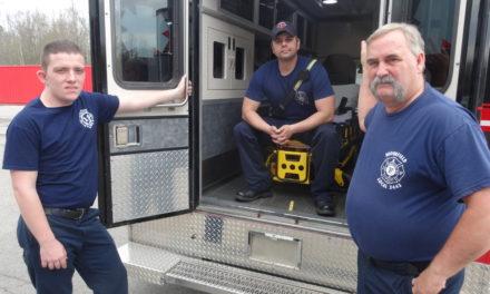 Brookfield's ambulance tops poll
