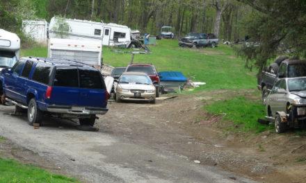Property owners deny probation violation