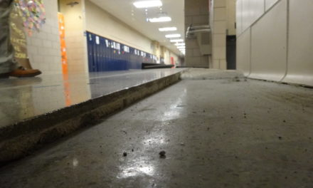 A sinking feeling: School faces costly repairs