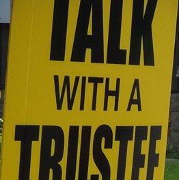 Trustee sets next neighborhood meeting