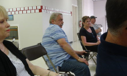 Hearing features lively zoning debate
