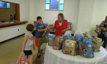 Church initiates food program