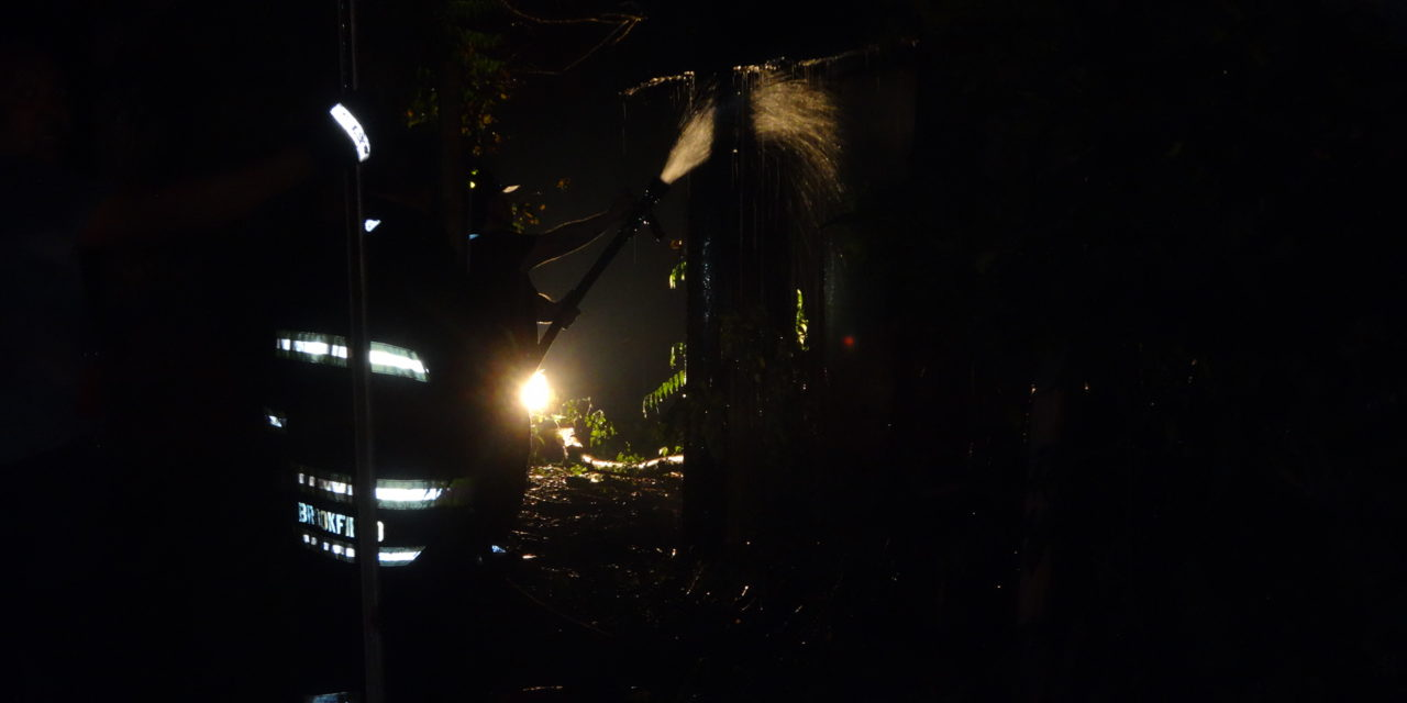 Firefighters call house fire suspicious