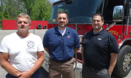 Company says thanks for fire response