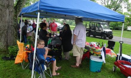 Block party brings neighborhood together