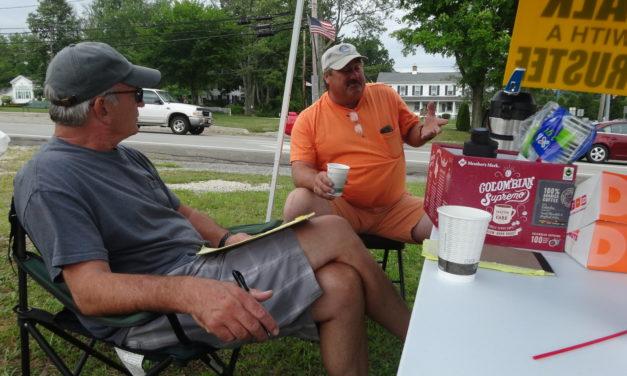 Neighborhood meeting triggers zoning debate