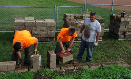 More work at the township park