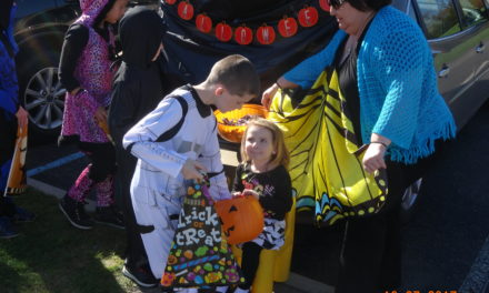 Community invited to join Trunk or Treat