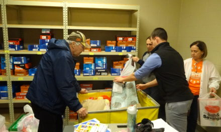Brookfield helps county families