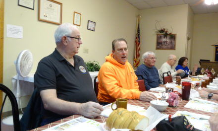 Rotary offers 'thank you' some vets never got