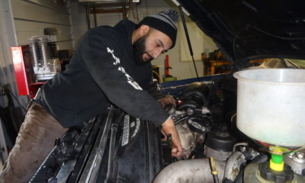 May's Auto bets on car repairs