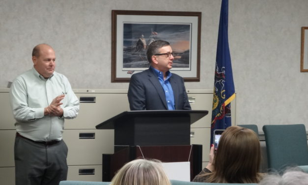 Grants reflect local issues