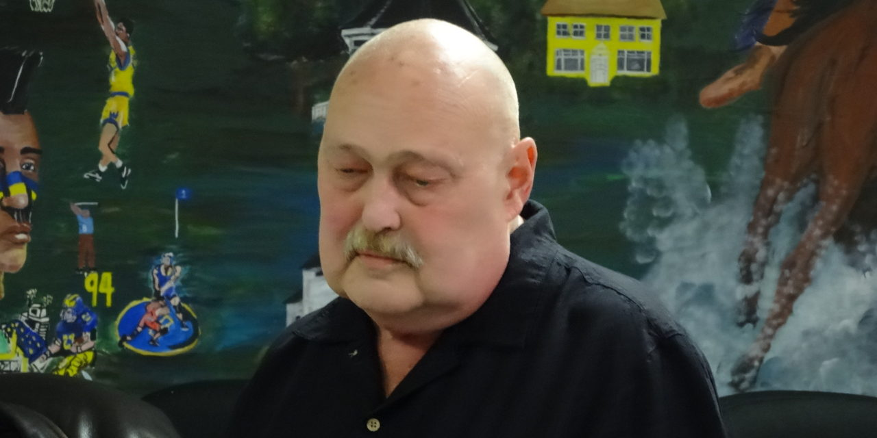 Retired Fire Chief Keith Barrett has died
