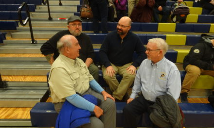 Wrestling program turns 50