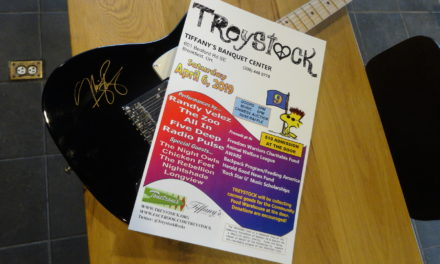 Treystock 9 carries on wish of late rocker