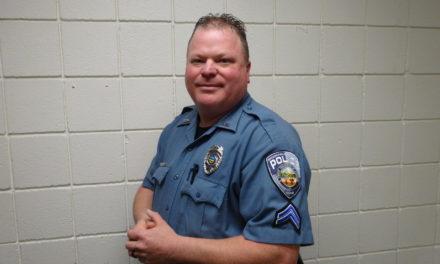 Patrolman promoted