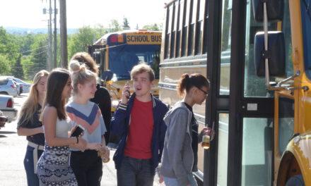 The last bus ride