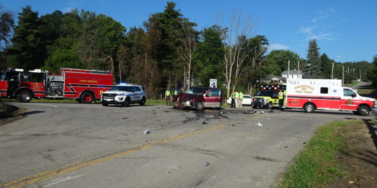 Man pleads no contest in fatal crash case