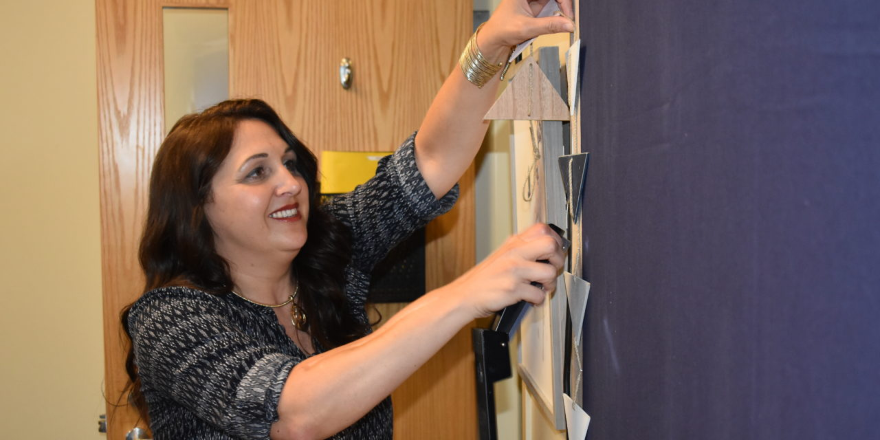 New principal: 'This has been my home'