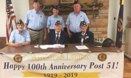American Legion names officers