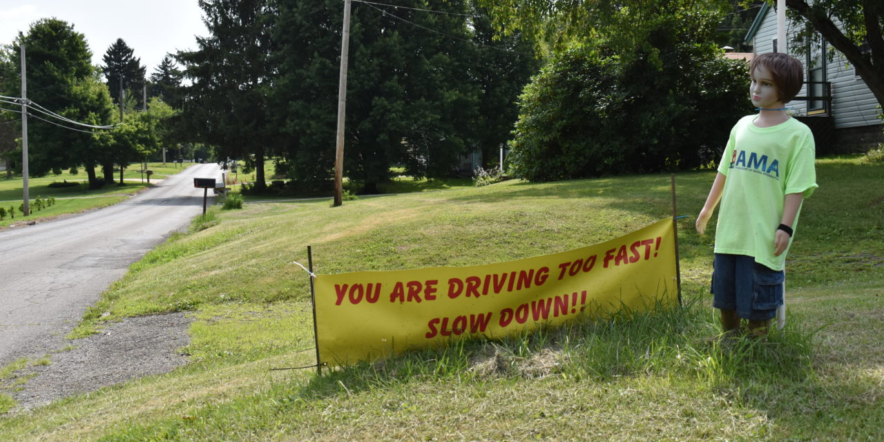 County seeks state input on speed limit