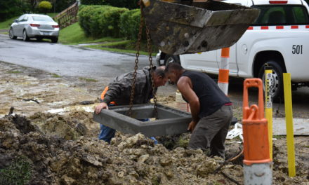 Addressing Davis Street flooding